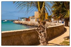 Kap Verde kajen