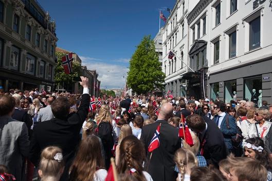 Norge 17 maj-14